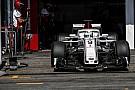 Formula 1 Sauber to halt 2018 car development