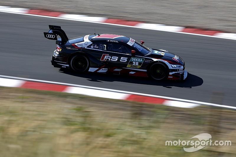 Loïc Duval chiude in vetta le Libere 3 di Brands Hatch