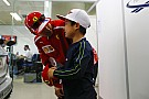 Megható jelenet Räikkönennel a Kínai Nagydíjon