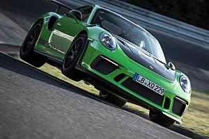 Auto Actualités Vidéo - Temps canon pour la Porsche 911 GT3 RS sur le Nürburgring