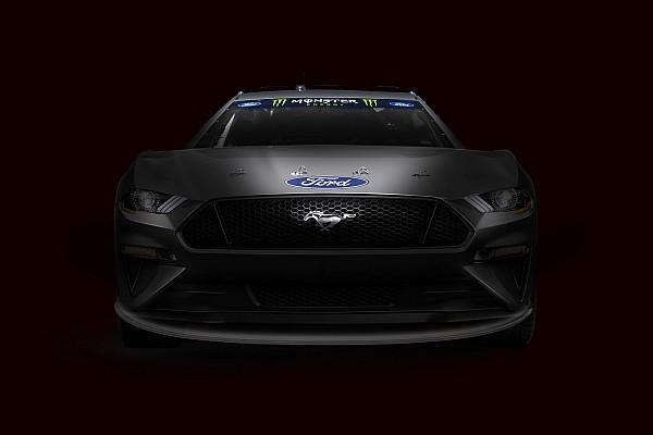 NASCAR Sprint Cup Noticias Ford usará el Mustang en NASCAR en 2019