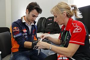 MotoGP Новость Врачи допустили Педросу к участию в Гран При Америк