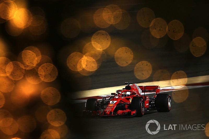 بالصور: ترتيب شبكة انطلاق جائزة البحرين الكبرى