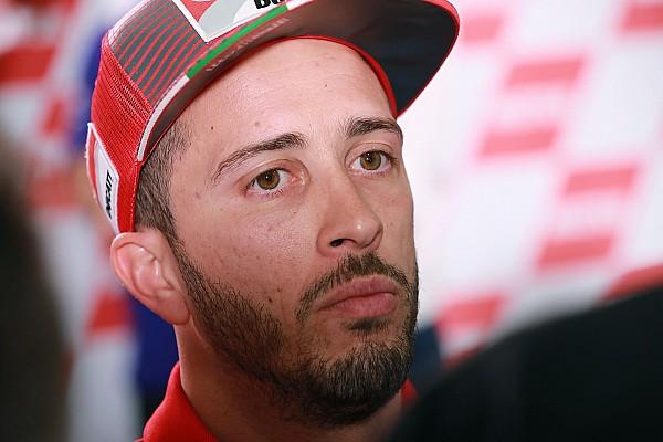 Dovizioso tolak penawaran awal Ducati