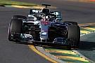 GP d'Australia: Hamilton conquista la settima pole, Ferrari staccata!