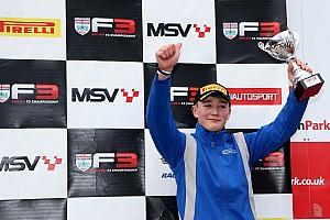 Fórmula 1 Noticias Pilotos y escuderías felicitan a Billy Monger por su podio