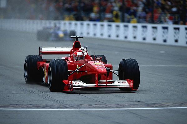 Palmarès - Les vainqueurs du GP des États-Unis depuis 2000