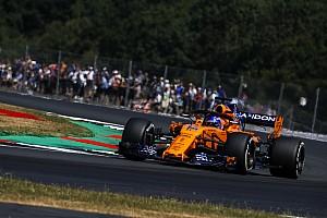 Alonso: Silverstone qualifying