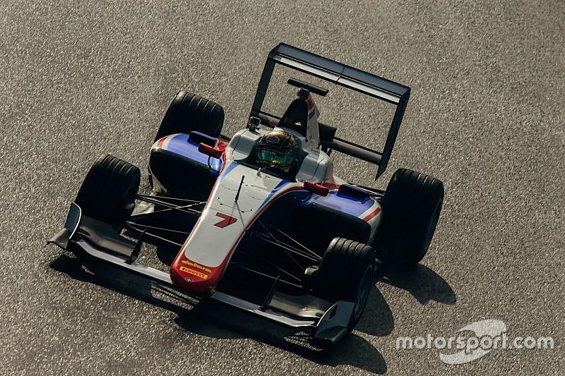 Проведены испытания машины GP3 нового поколения