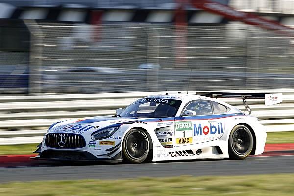 GT-Masters-Auftakt in Oschersleben: Asch/Ludwig siegen für Mercedes