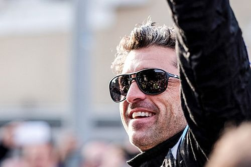 Hollywood star Patrick Dempsey to 'start' the WEC season