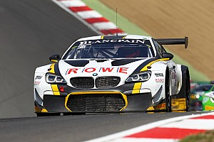 Blancpain Sprint Preview Rowe Racing intends to challenge for podium places at first Blancpain home race at the Nürburgring