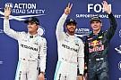 马来西亚大奖赛排位赛:梅赛德斯包揽前两名,汉密尔顿刷新圈速记录