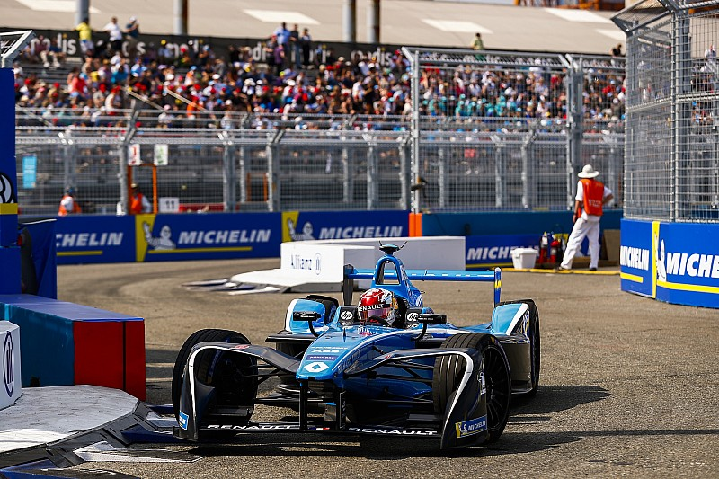 Formel E New York 2018: Sebastien Buemi holt erneut die Pole