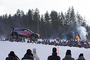 WRC Galería GALERÍA: El Rally Suecia en imágenes