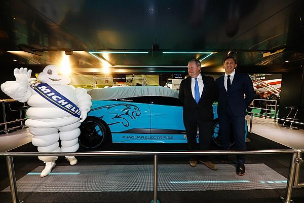 Other cars Ultime notizie La Jaguar Racing con la Michelin per l'I-PACE eTrophy