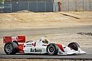 VIDEO: la historia de Senna en un coche de IndyCar