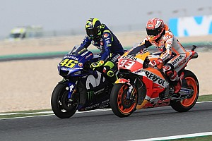 MotoGP Trainingsbericht MotoGP Austin FP1: Marquez Schnellster vor Rossi