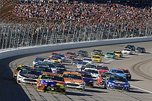 NASCAR Cup Breaking news Mission accomplished for Kyle Busch despite missing out on Kansas win