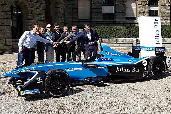 Formel E News Pascal Derron: