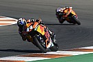 Moto2 Valencia Moto2: Oliveira beats Morbidelli for third straight win