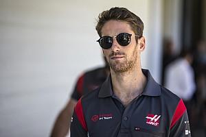 Formula 1 Son dakika Grosjean, uzun yıllar Haas'ta kalma konusunda istekli