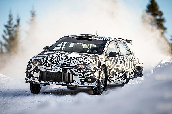 Solberg, VW ile testin ardından WRC'ye dönmeyi planlıyor