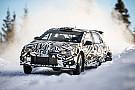 ソルベルグ&グロンホルム、VWポロGTI R5をスウェーデンでテスト
