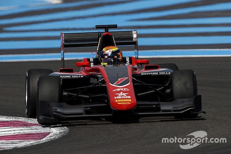 Paul Ricard GP3: Ilott resists Piquet for maiden win