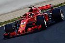 Ferrari: i dati incoraggiano il passo più lungo della SF71H