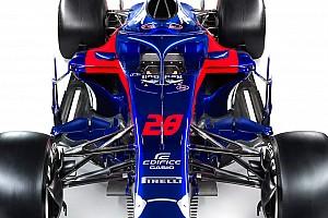 Fórmula 1 Análisis Comparación del Toro Rosso STR12 vs. STR13