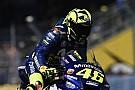 MotoGP Rossi: Fransa'daki podyumu pist düzeni sayesinde aldık