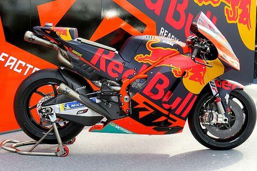 MotoGP-Prototypen: KTM bietet zwei RC16 zum Verkauf an