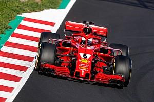 Formel 1 Testbericht Formel-1-Test Barcelona: Vettel schlägt zurück - und wie!