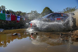 WRC Stage report Mexico WRC: Neuville tops opening stage