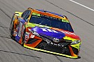 NASCAR Cup Kyle Busch wins Stage 1 at Kansas as trouble befalls title rivals