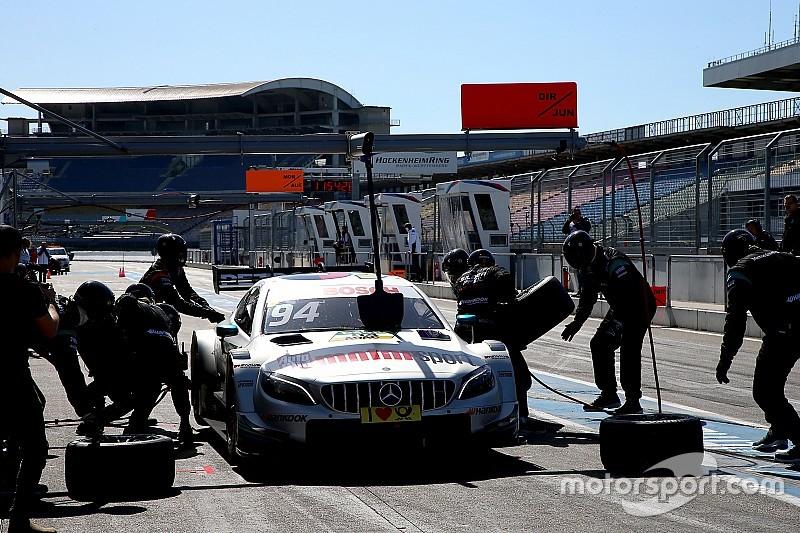 Mercedes ve DTM'in eSpor etkinliği başladı!