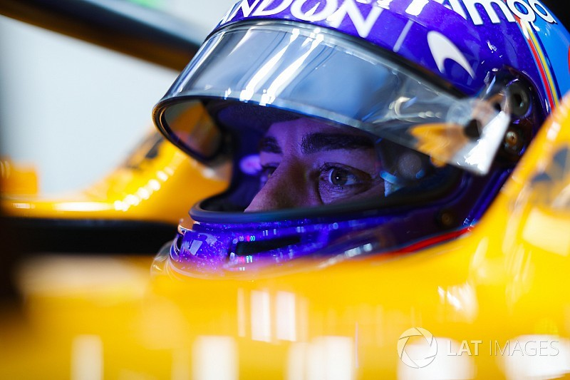 Alonso akui McLaren tak bisa lebih baik dari P13