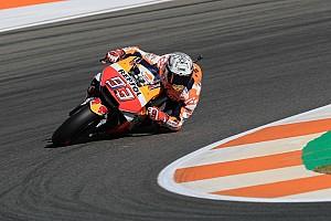 MotoGP News Meister der Saves: Wie Marquez die Regeln der Physik ignoriert