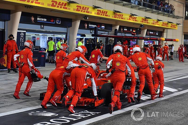 Nach Horror-Boxenstopp: Noch eine Geldstrafe für Ferrari