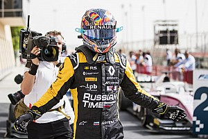 "FIA F2 Breaking news Markelov feared being ""thrashed"" by F2 2018 rookies"
