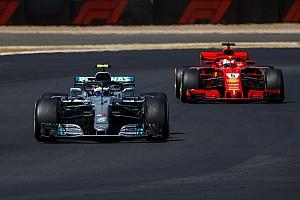 Changements aéro : la F1 prête à aller plus loin