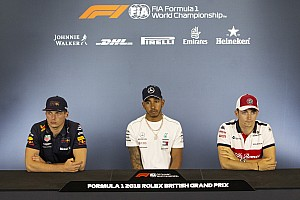 """Hamilton garante """"superfoco"""" para evitar ameaça de jovens na F1"""