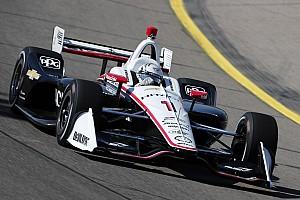 IndyCar Practice report Iowa IndyCar: Newgarden leads final practice, Pagenaud blows engine