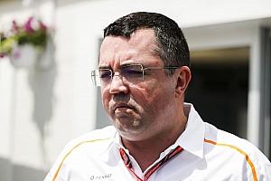 Forma-1 Interjú Boullier nem érzi úgy, hogy távoznia kellene a McLarentől