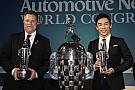 IndyCar Sato e Andretti recebem