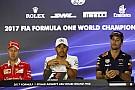 Ricciardo: Hamilton war 2017