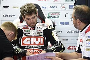 MotoGP Breaking news Crutchlow membuat marah dokter MotoGP