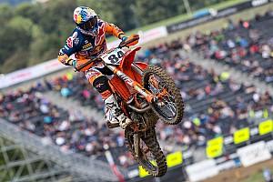 MXGP Verslag vrije training Motocross of Nations: Nederland traint sterk maar loot matig
