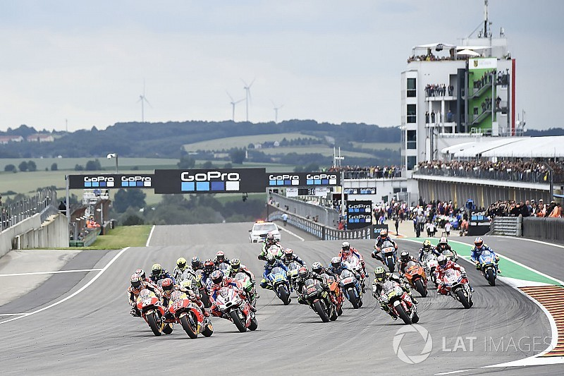 MotoGP losing Sachsenring would be
